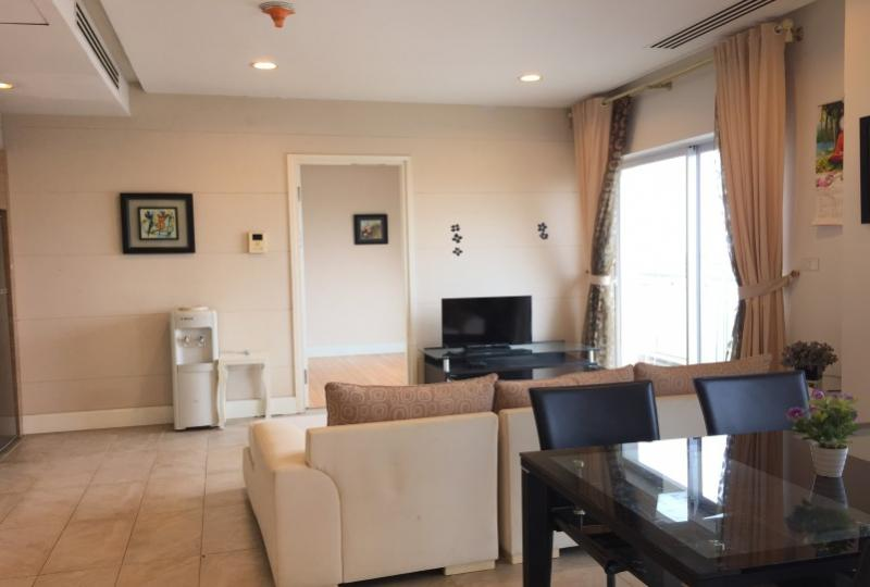 Fully furnished 2 bedroom apartment in Golden Westlake Thuy Khue