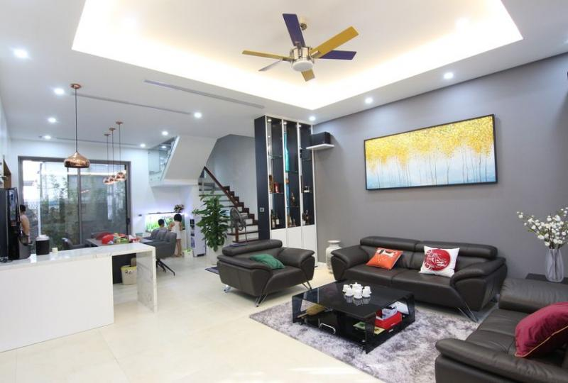 Fully furnished villa in Harmony for rent with 3 beds 3 baths