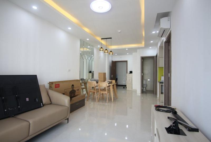 Furnised apartment in Hope Residences Long Bien with 2 bedrooms