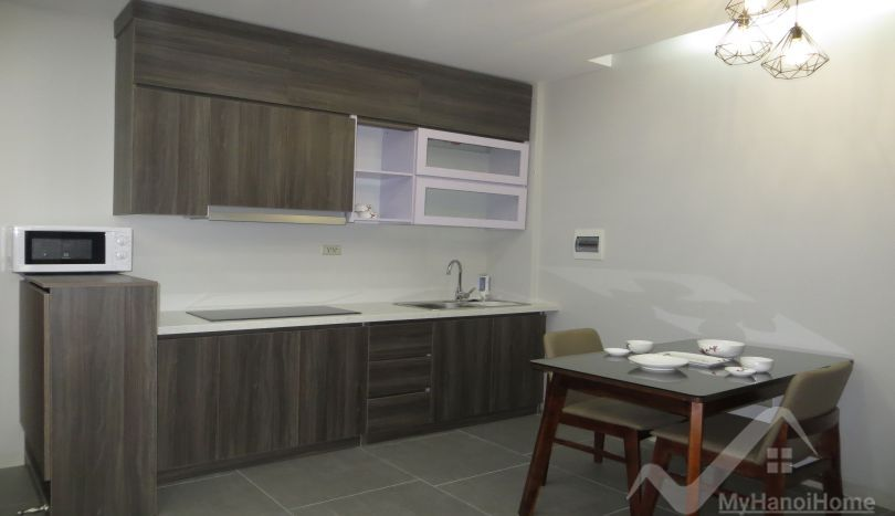 Furnished 01 bedroom apartment in Tay Ho near Water park
