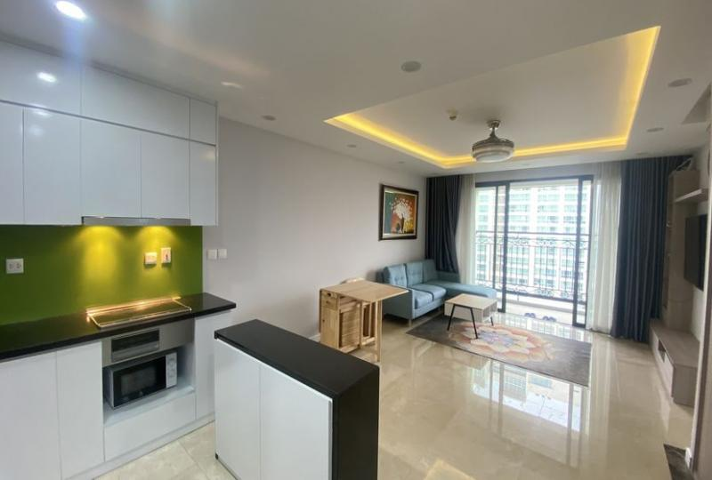Furnished 02 BR apartment to lease in D Le Roi Soleil Tay Ho