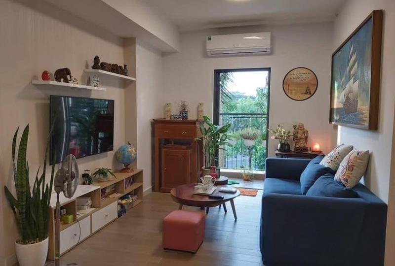 Furnished 03 bedroom apartment in Eco park Hanoi Westbay