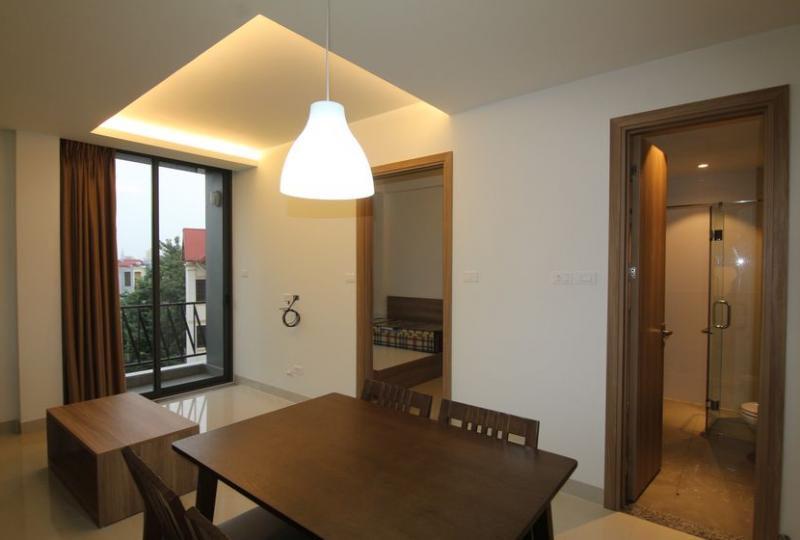 Furnished 1 bedroom apartment in Long Bien near French school
