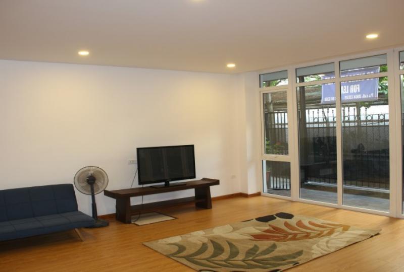 Furnished 1 bedroom apartment in Nghi Tam village Tay Ho