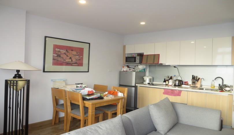 Furnished 1 bedroom in Ba Dinh to rent near Lancaster building