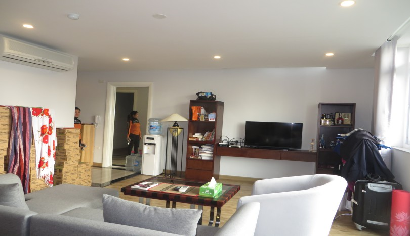 Furnished 1 bedroom in Ba Dinh to rent near Lancaster building