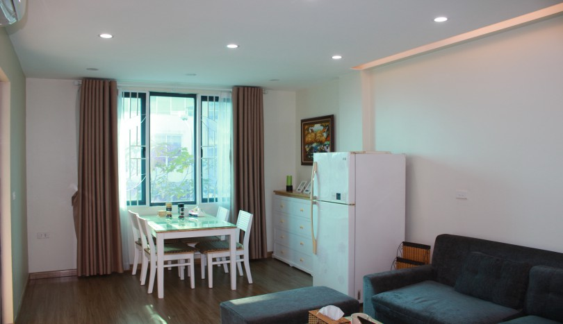 Furnished 1bed apartment to rent in Cau Giay, Hoang Quoc Viet
