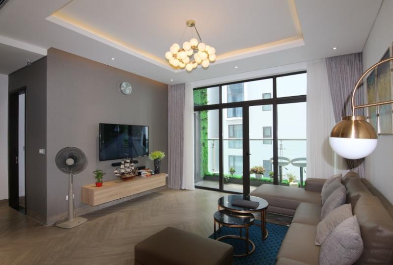 Furnished 2 bedroom apartment at Sun Ancora Residence to rent