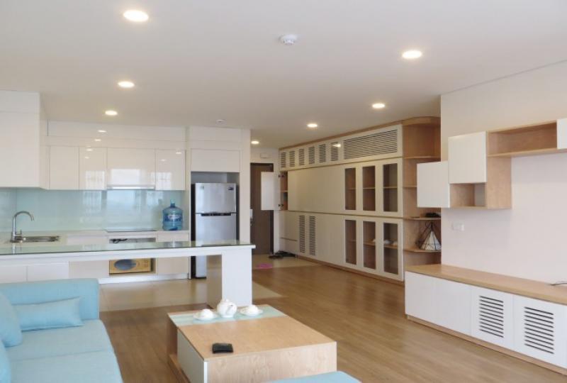 Furnished 2 bedroom apartment for rent in Mipec Riverside, Mipec Long Bien