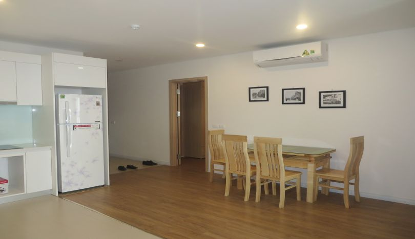 Furnished 2 Bedroom Apartment For Rent In Mipec Riverside River View