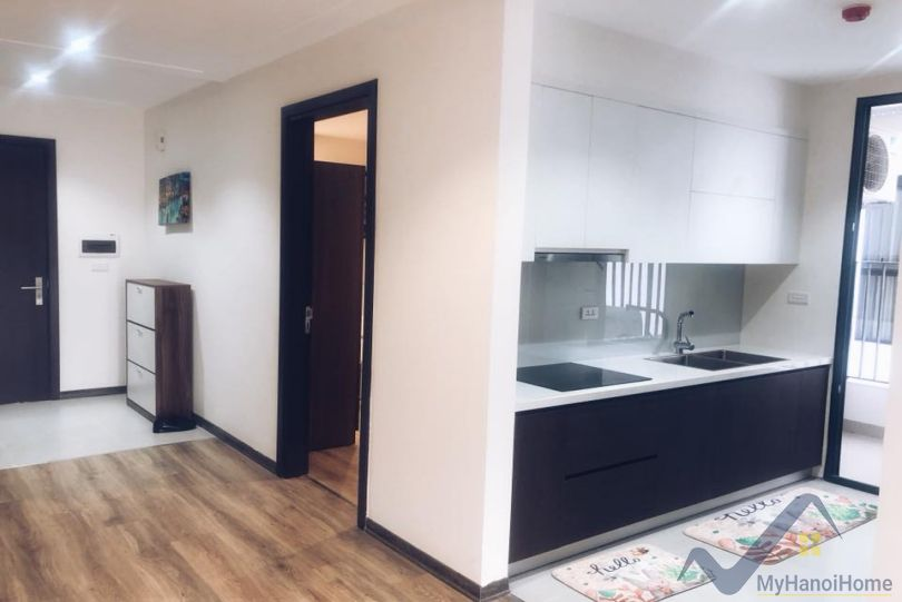 Furnished 2 bedroom apartment for rent in Northern Diamond Long Bien