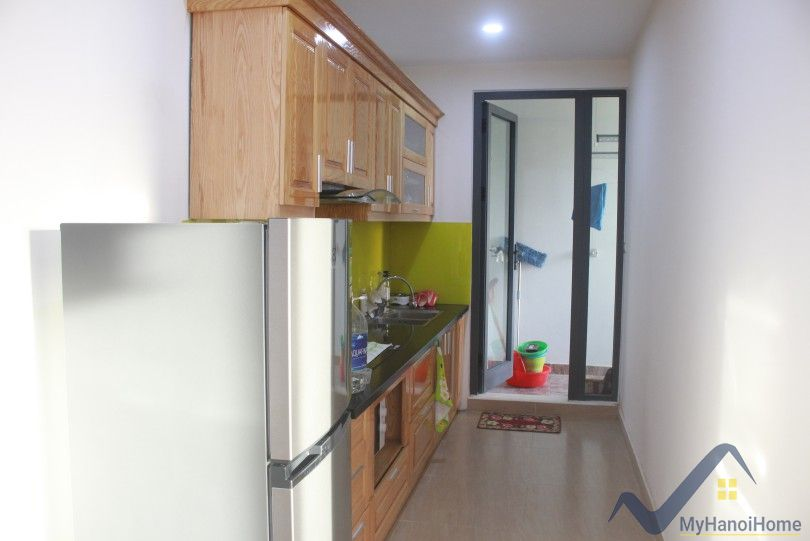 Furnished 2 bedroom apartment in Ecolife Tay Ho building for rent