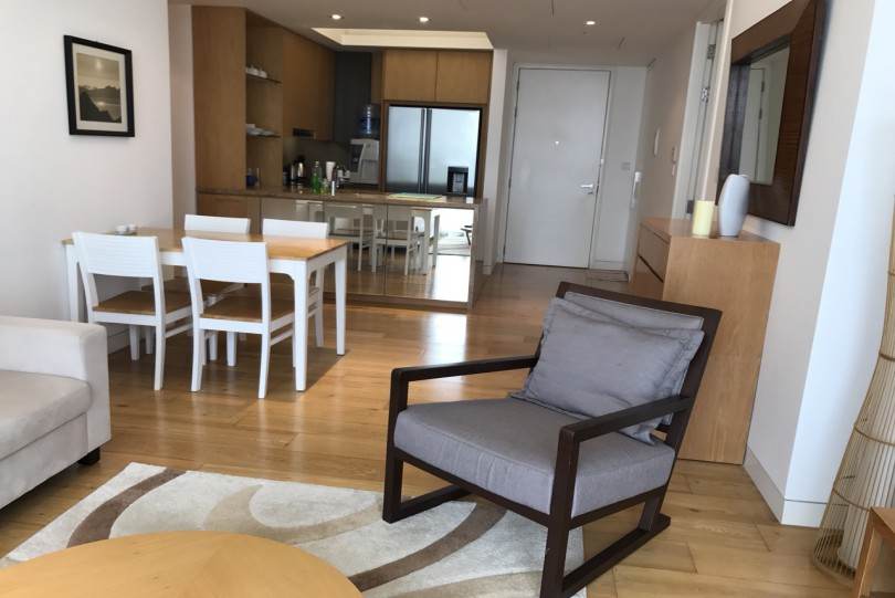 Furnished 2 bedroom apartment Indochina Hanoi for rent
