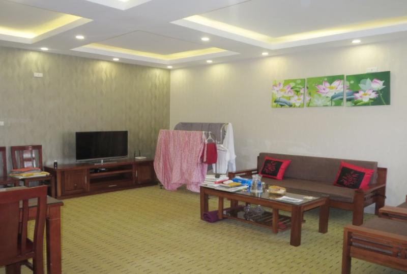 Furnished 2 bedroom serviced apartment to rent in Cau Giay district