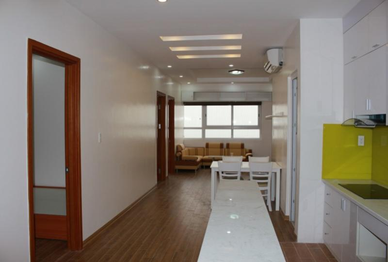 Furnished 2 beds apartment in Cau Giay dist near Ecolife Tay Ho