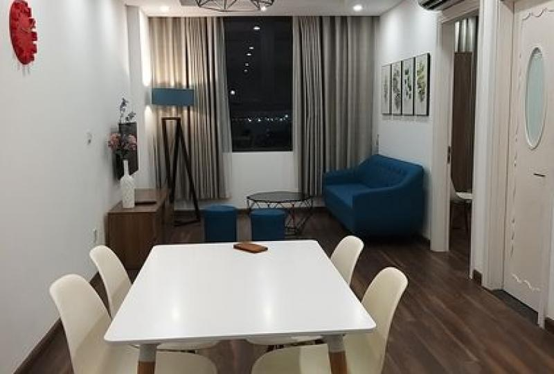 Furnished 2br apartment in Ecocity Viet Hung in Long Bien