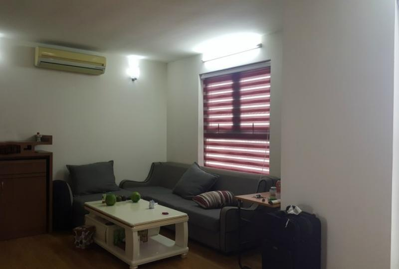 Furnished 3 bedroom apartment in Berriver to rent in Long Bien