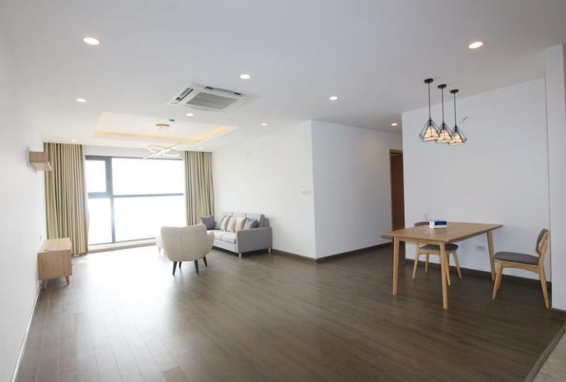 Furnished 3 bedroom apartment in FLC Twin Towers Cau Giay
