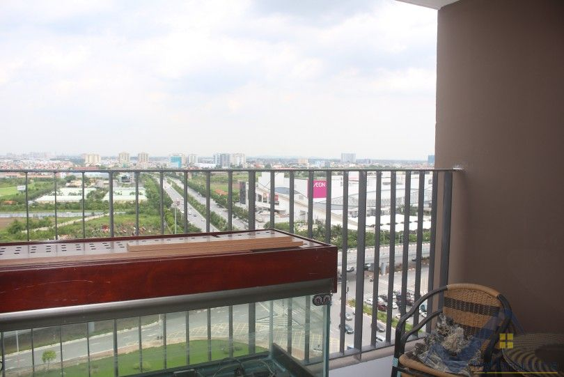 Furnished 3 bedroom apartment to rent in Northern Diamond Long Bien