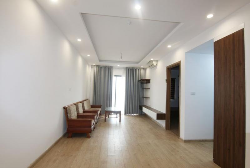 Furnished apartment 2 bedroom in HOPE Residences Long Bien to rent