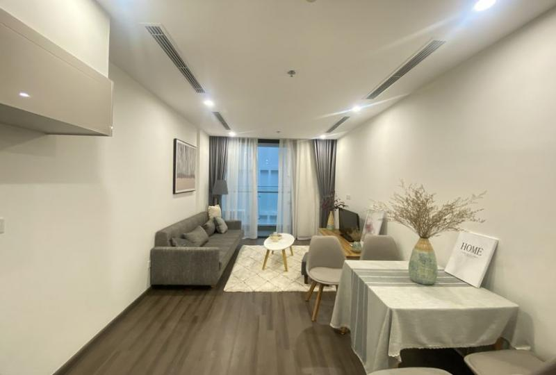 Furnished apartment in Symphony Hanoi for rent 2bed 2bath