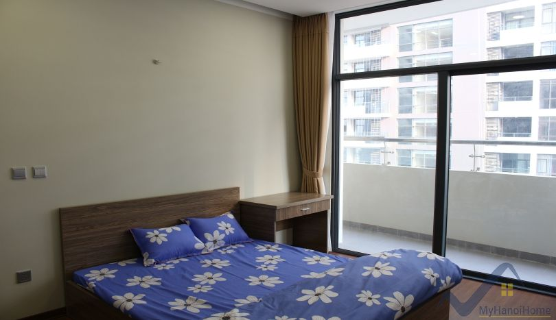 Furnished Apartment In Trang An Complex 3 Bedrooms Rent