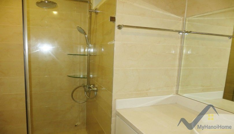 Furnished apartment to rent in Tay Ho two beds two baths