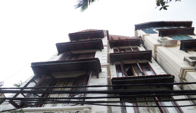 Furnished house for rent in Tay Ho, Hanoi with 3 bedrooms