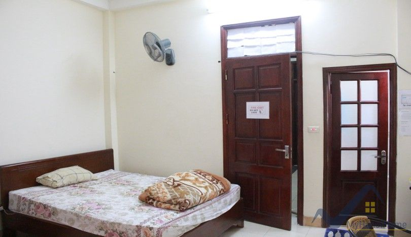Furnished house in Ba Dinh dist for rent 6 bedrooms