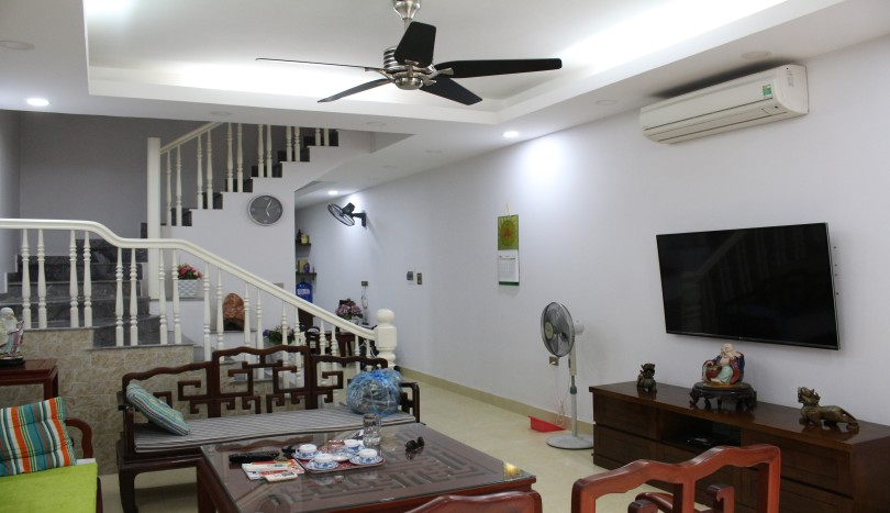 Furnished house in Ngọc Thuy for rent in Long Bien district