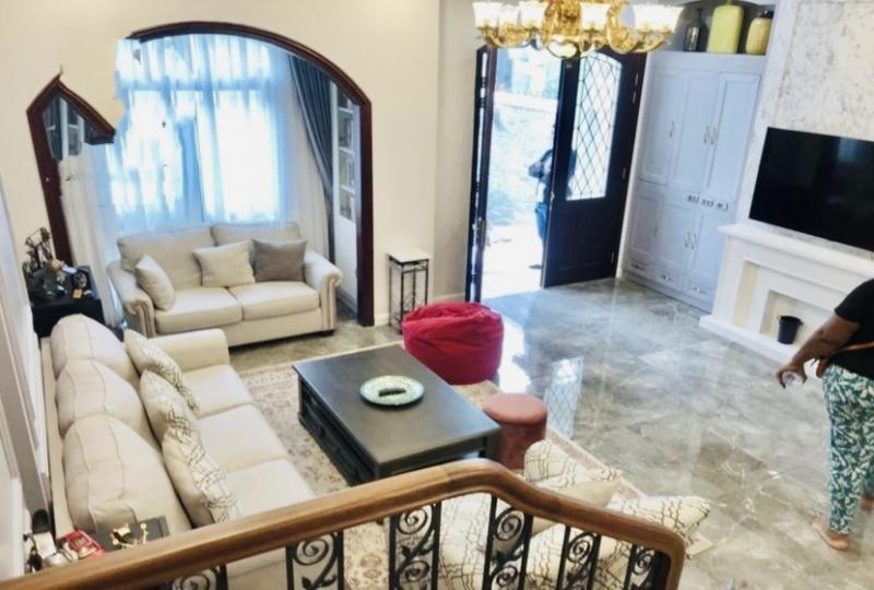 Furnished house in Vinhomes Harmony for rent close Vinschool