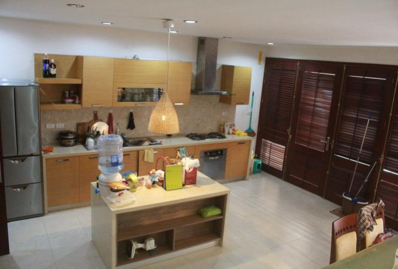 Furnished Long Bien house for rent close to Wellspring school