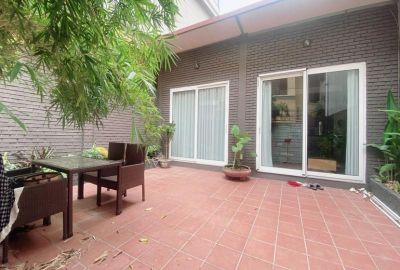 Furnished One bedroom house in Tay Ho Hanoi for rent