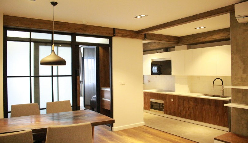 Furnished Tay Ho Hanoi apartment for rent one bedroom