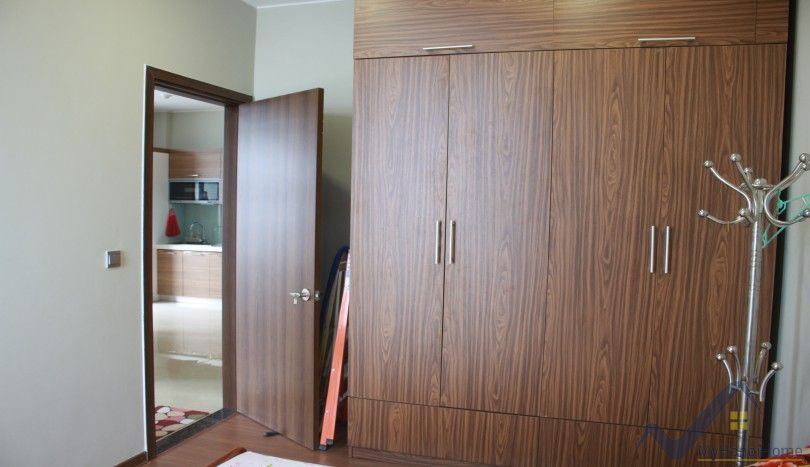 Furnished Trang An Complex apartment rental with 2 bedrooms