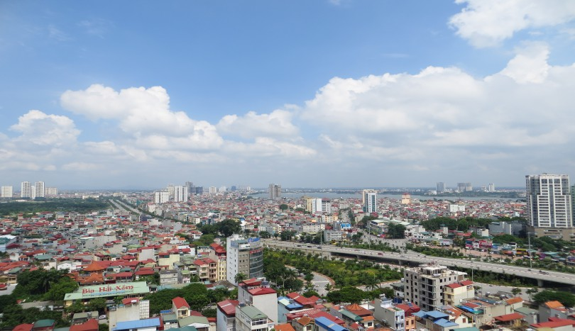 Furnished Trang An Complex Cau Giay apartment for lease with 95m2