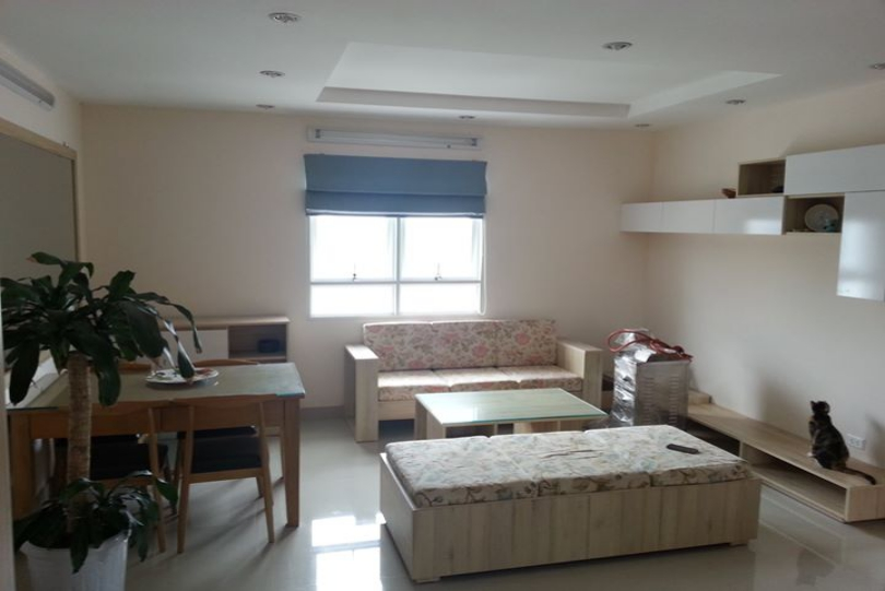 Furnished two bedroom apartment in for rent Him Lam Thach Ban