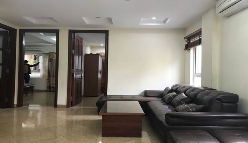 Furnished two beds one bath apartment in Trinh Cong Son Tay Ho
