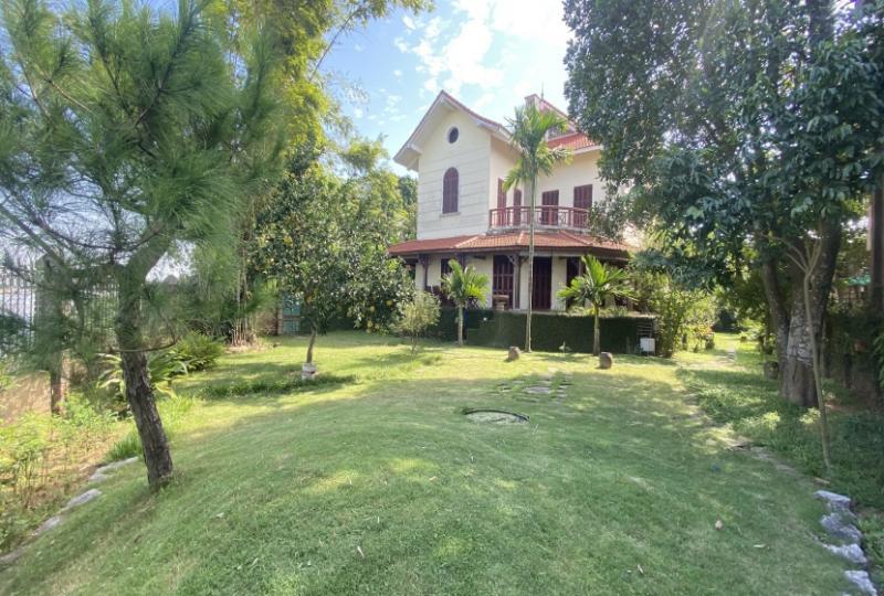 Nhà cho thuê Long Biên cho thuê đủ đồ, có sân vườn rộng
