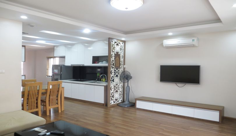 Furnished 2 Bedroom Apartment In Tay Ho Fully Furnished