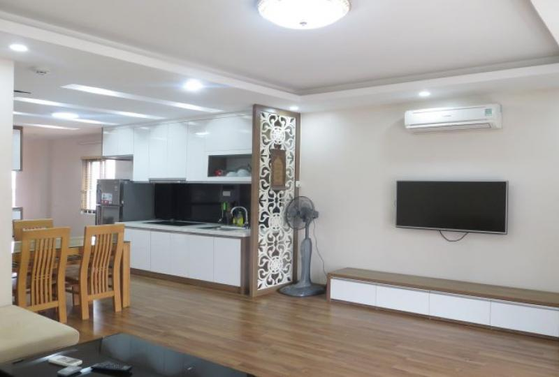 Hanoi 2 bedroom apartment for rent in Tay Ho, fully furnished
