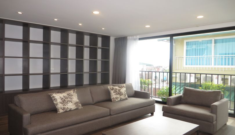 High standard 03 bedroom duplex apartment for rent in Tay Ho