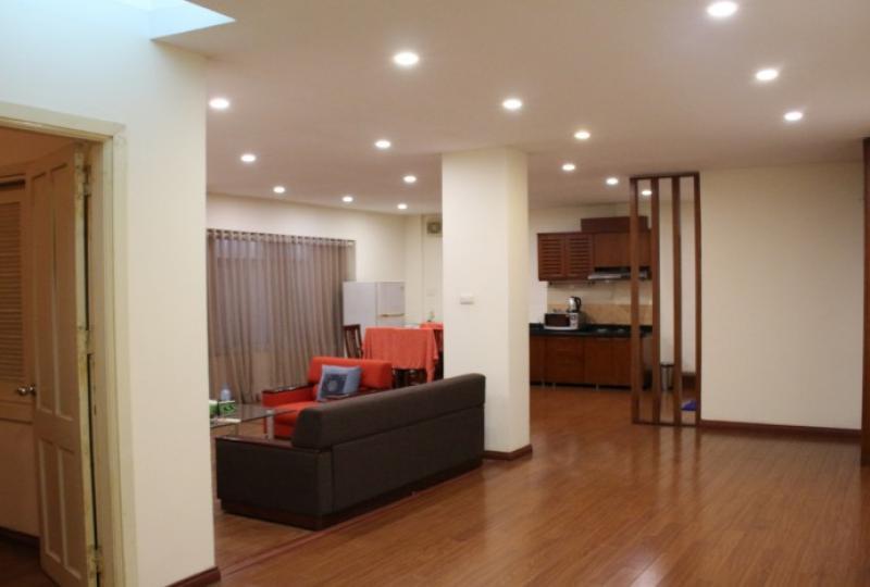 Hoan Kiem apartment rental with 1 bedroom furnished