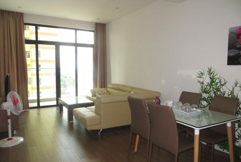 Furnished 2beds apartment Sun Grand City Ancora Luong Yen