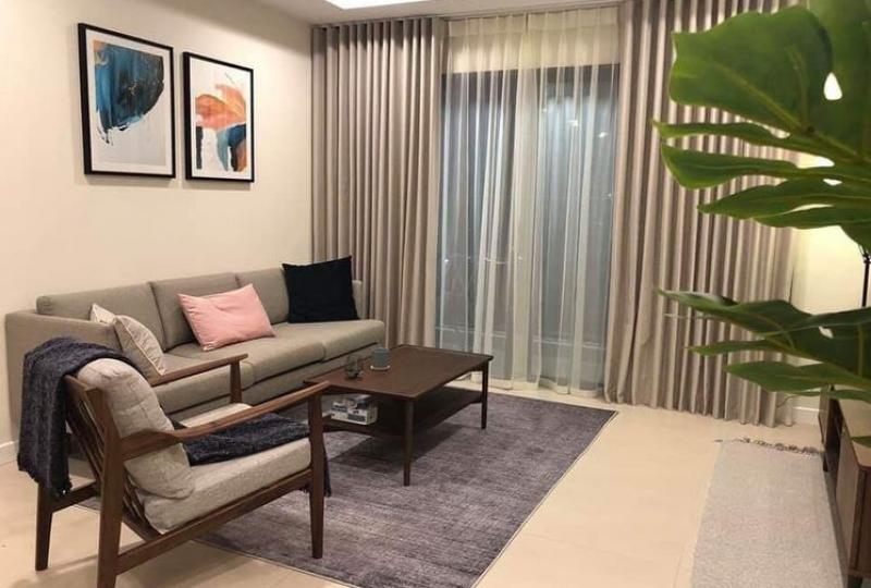 Kosmo Tay Ho apartment for rent 2 bedrooms with modern funiture