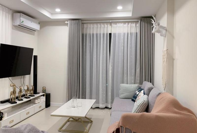 Kosmo Tay Ho apartment to rent with 2 bedrooms furnished