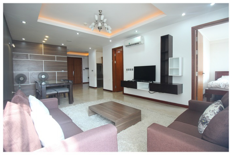 L1 Ciputra apartment Hanoi rental with 3 bedrooms furnished