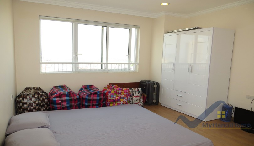 Lake view 1 bedroom apartment on Oriental Westlake Tay Ho district