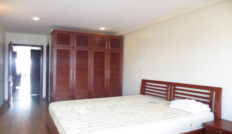 Lake View Terrace 2 Bedroom Apartment For Rent In Xuan Dieu