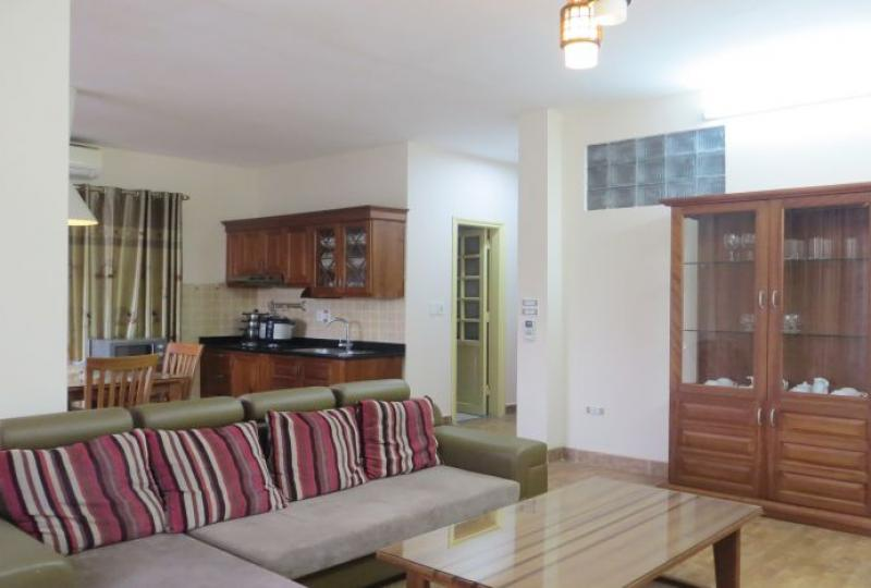 Large 1 bedroom apartment to rent in Nghi Tam village, Tay Ho